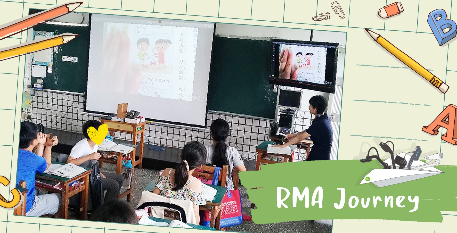 IPEVO's RMA Journey Part Four: Utilizing Document Cameras for Teaching Languages