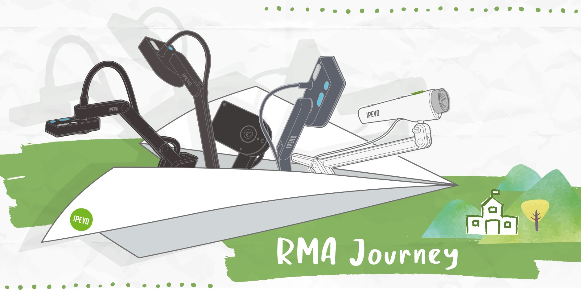IPEVO's RMA Journey Part One: Leveling the Education Playing Field for Rural Schools in Taiwan