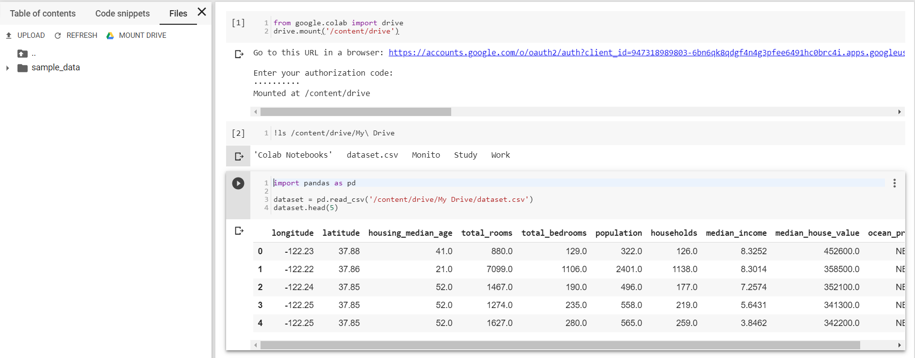 Google Colab — Your Python workspace on cloud - Towards Data