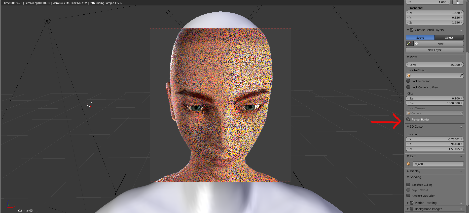 Character Creation with Blender and Manuel Bastioni Lab