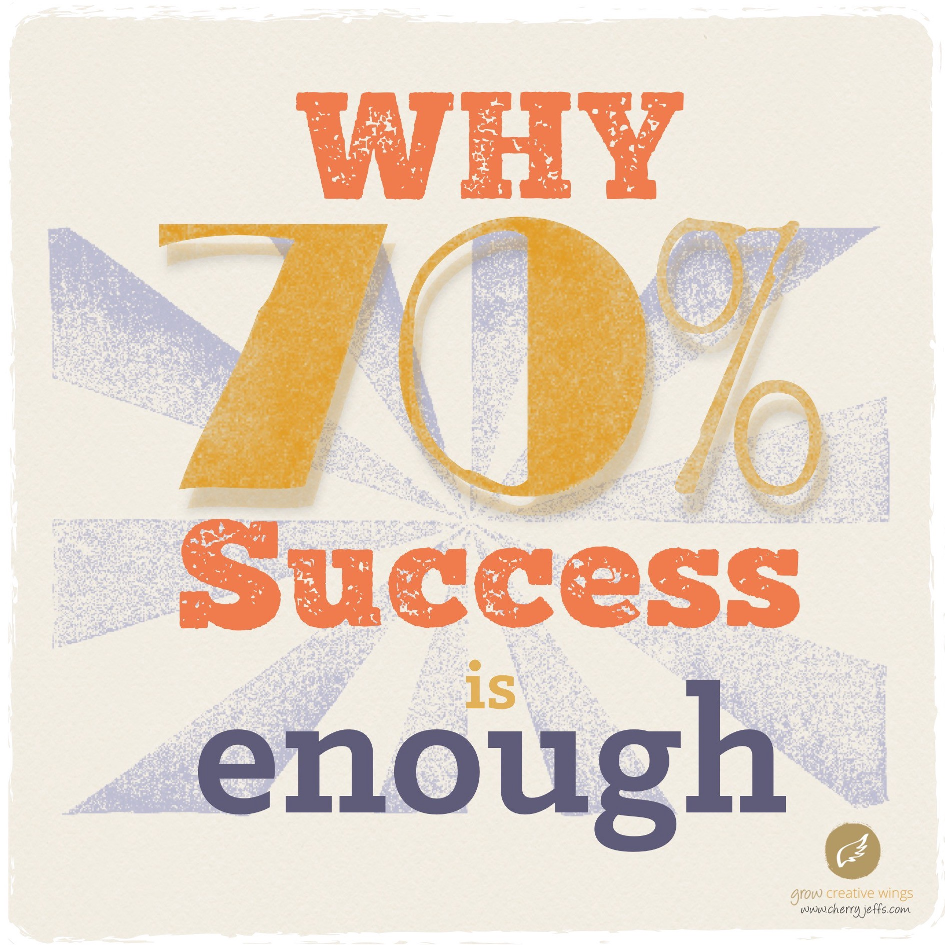 Why 70% is the Magic Number for Creative Success (and How to