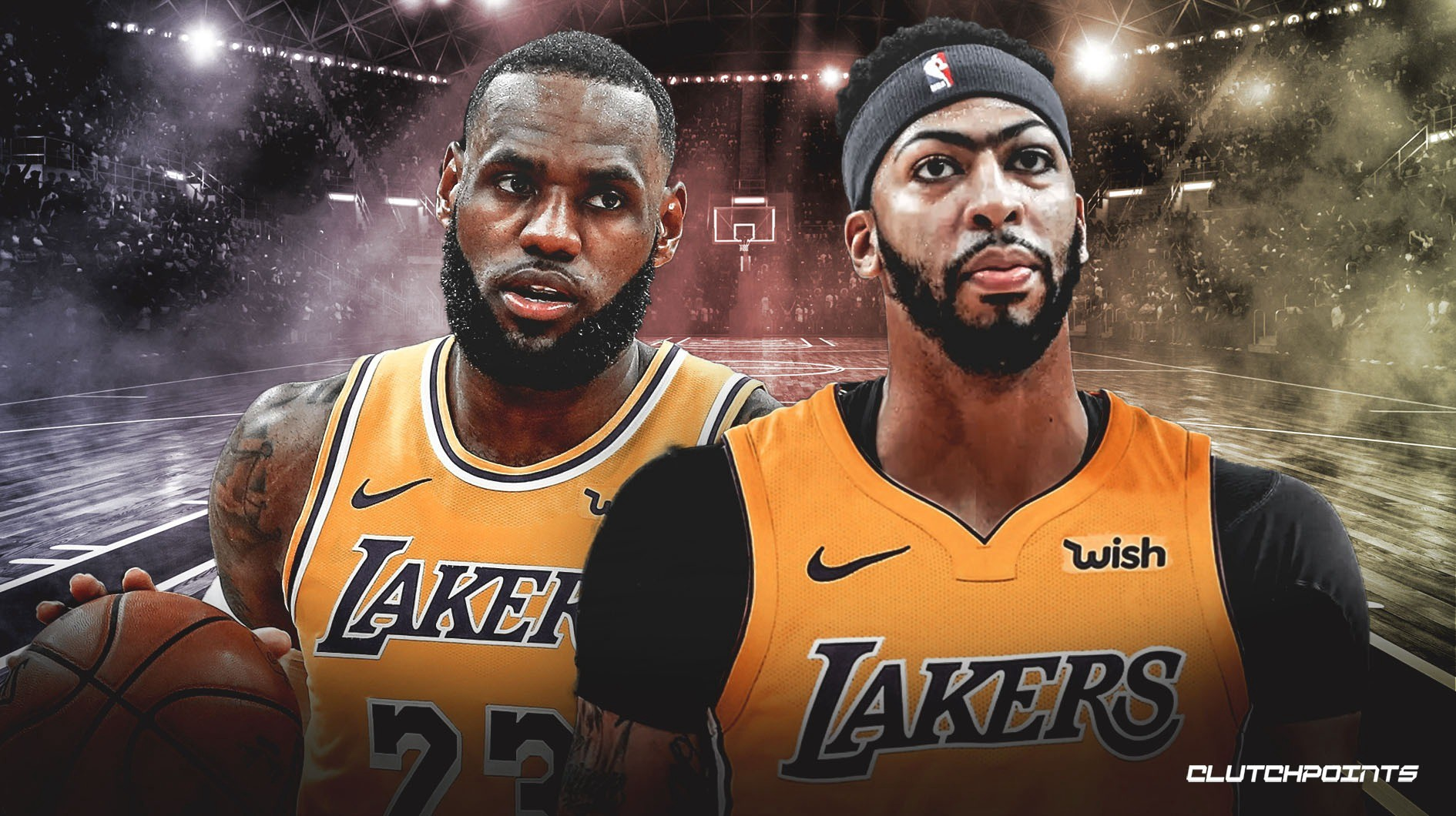 Why LeBron James or Anthony Davis are