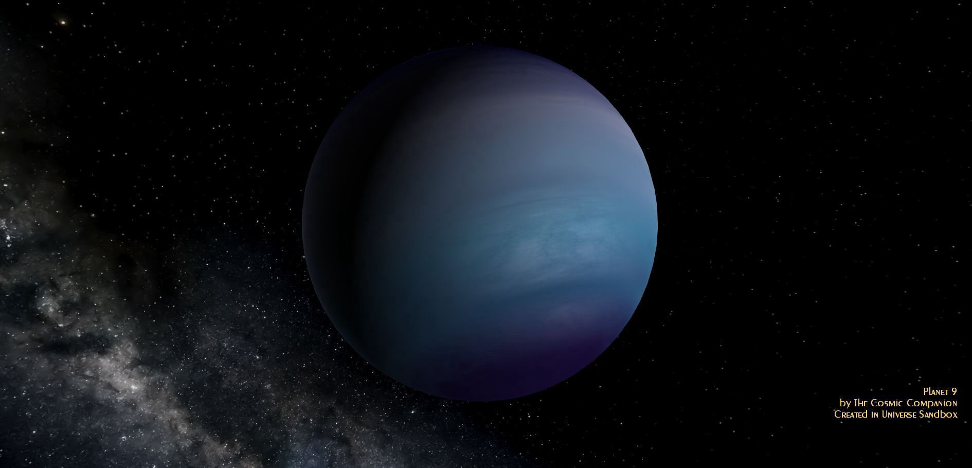 Is Planet Nine Hiding In The Darkness By James Maynard The Cosmic Companion Medium