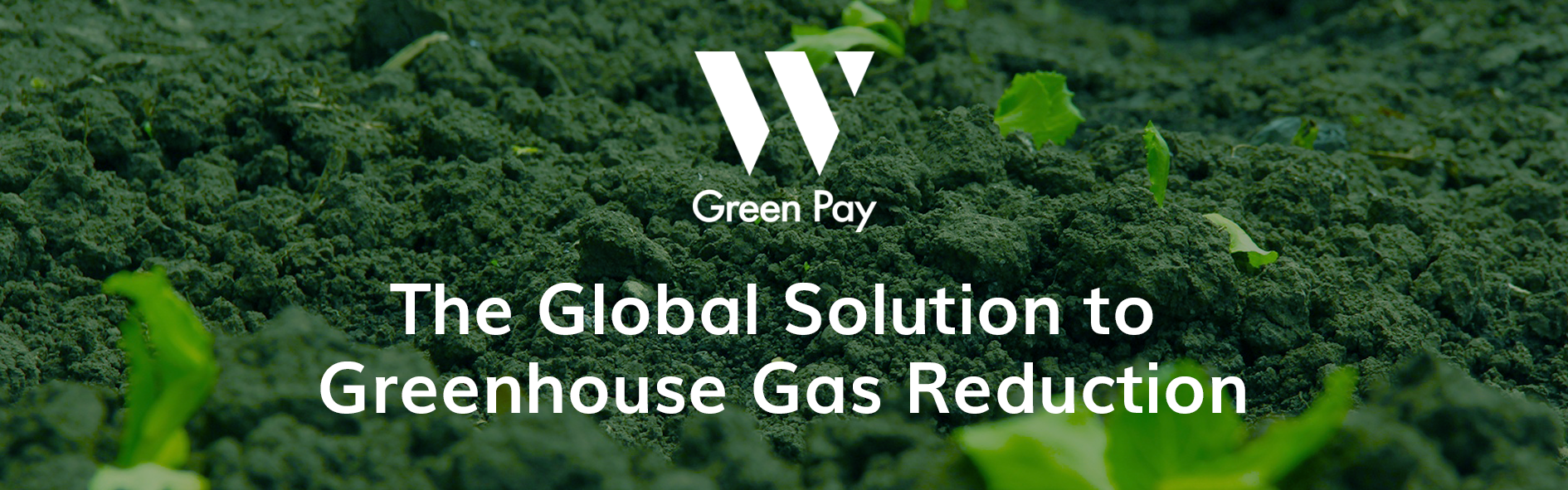 W Green Pay — The Global Solution to Greenhouse Gas (GHG