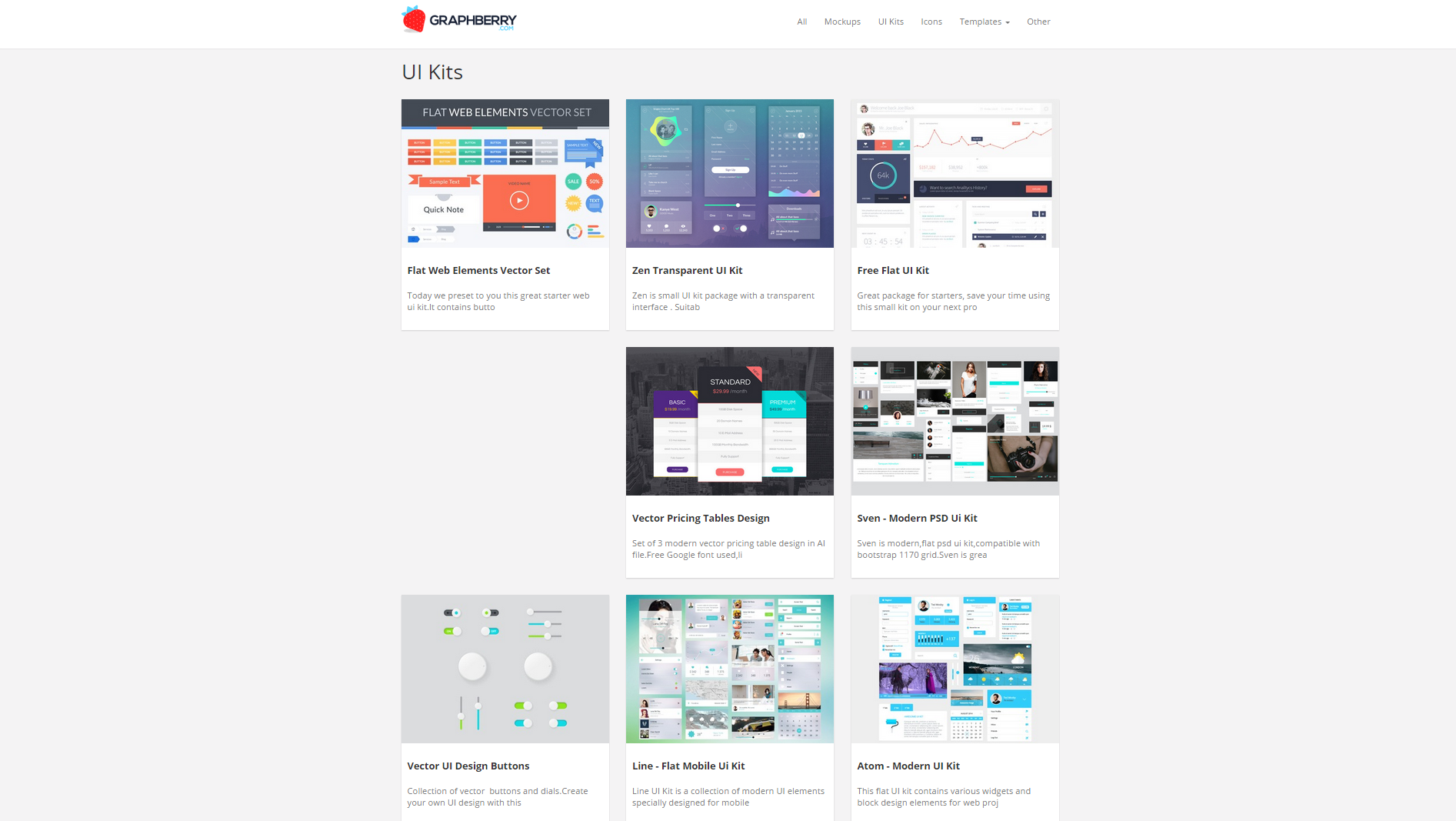 UI Kits and Templates for Designers - Prototypr