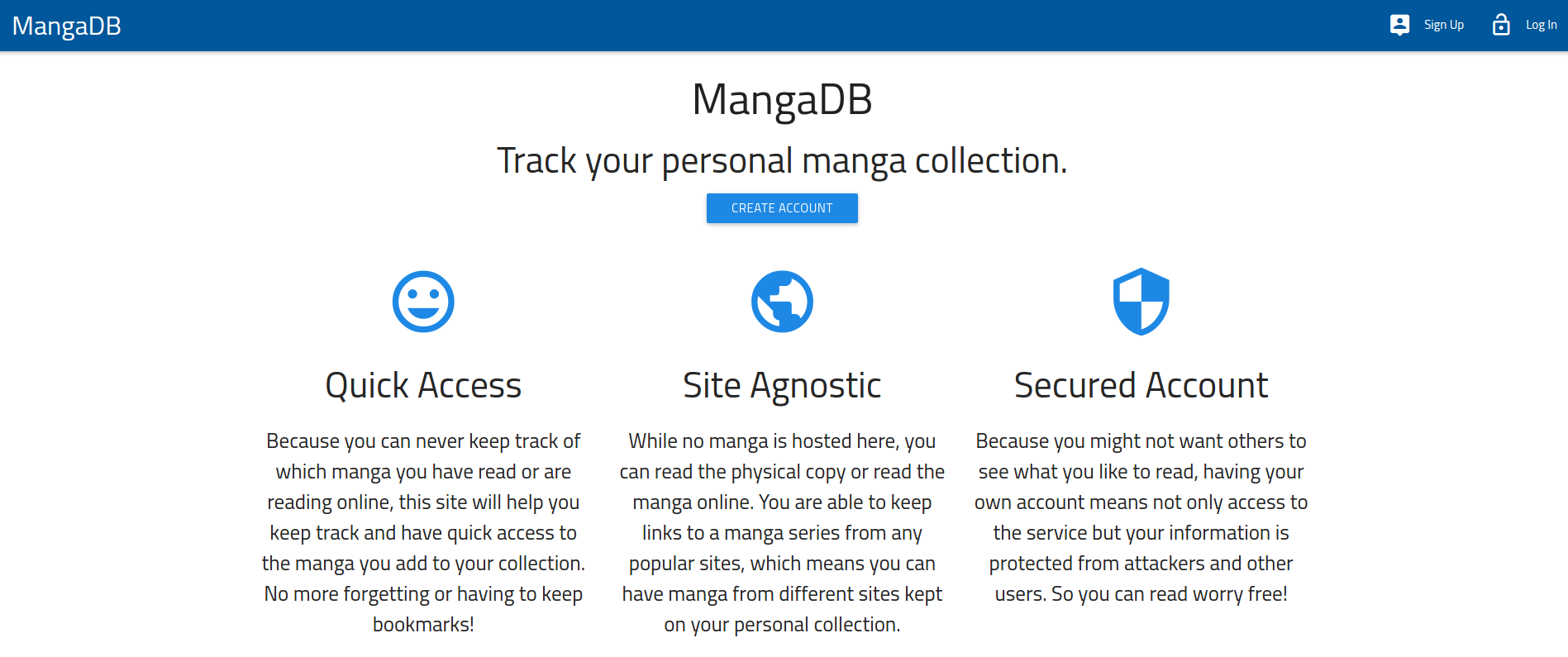 How I built my own solution for tracking my manga reading from scratch!