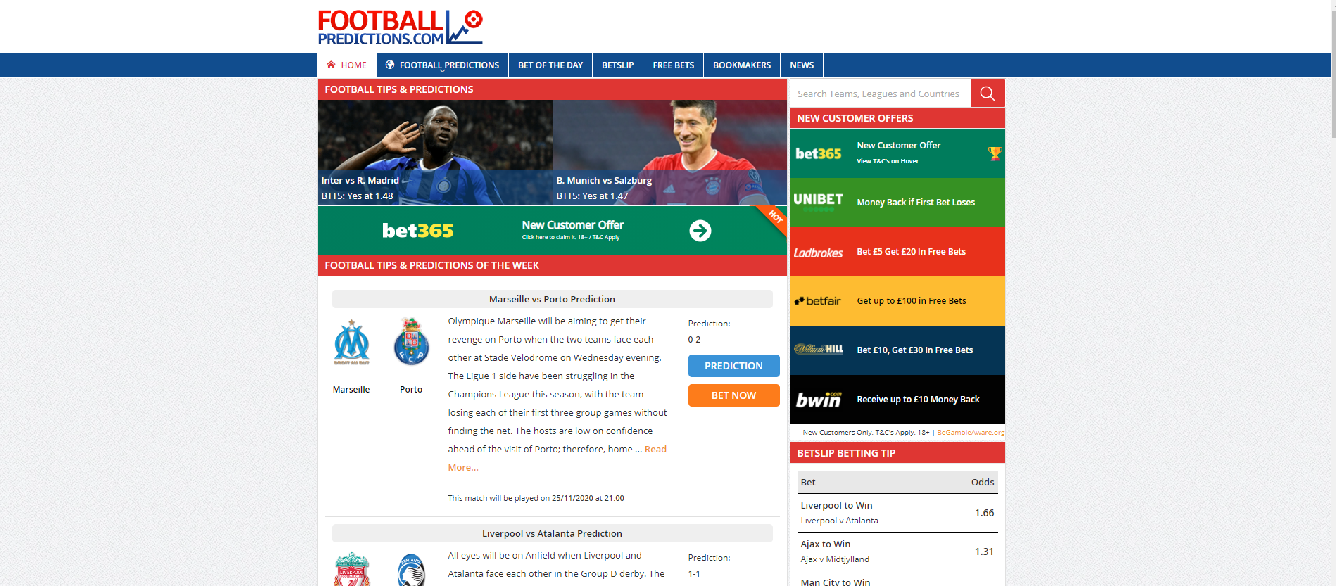 Football betting prediction websites i m a celebrity 2021 betting odds