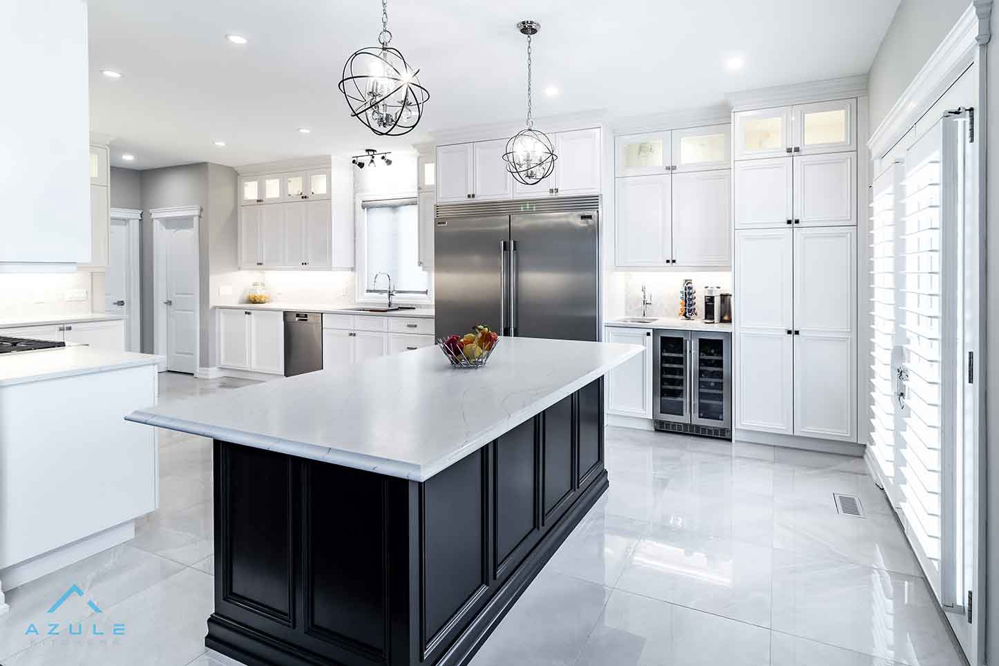 Azule Kitchens Tips To Enhance The Look Of Your Kitchen In Cost
