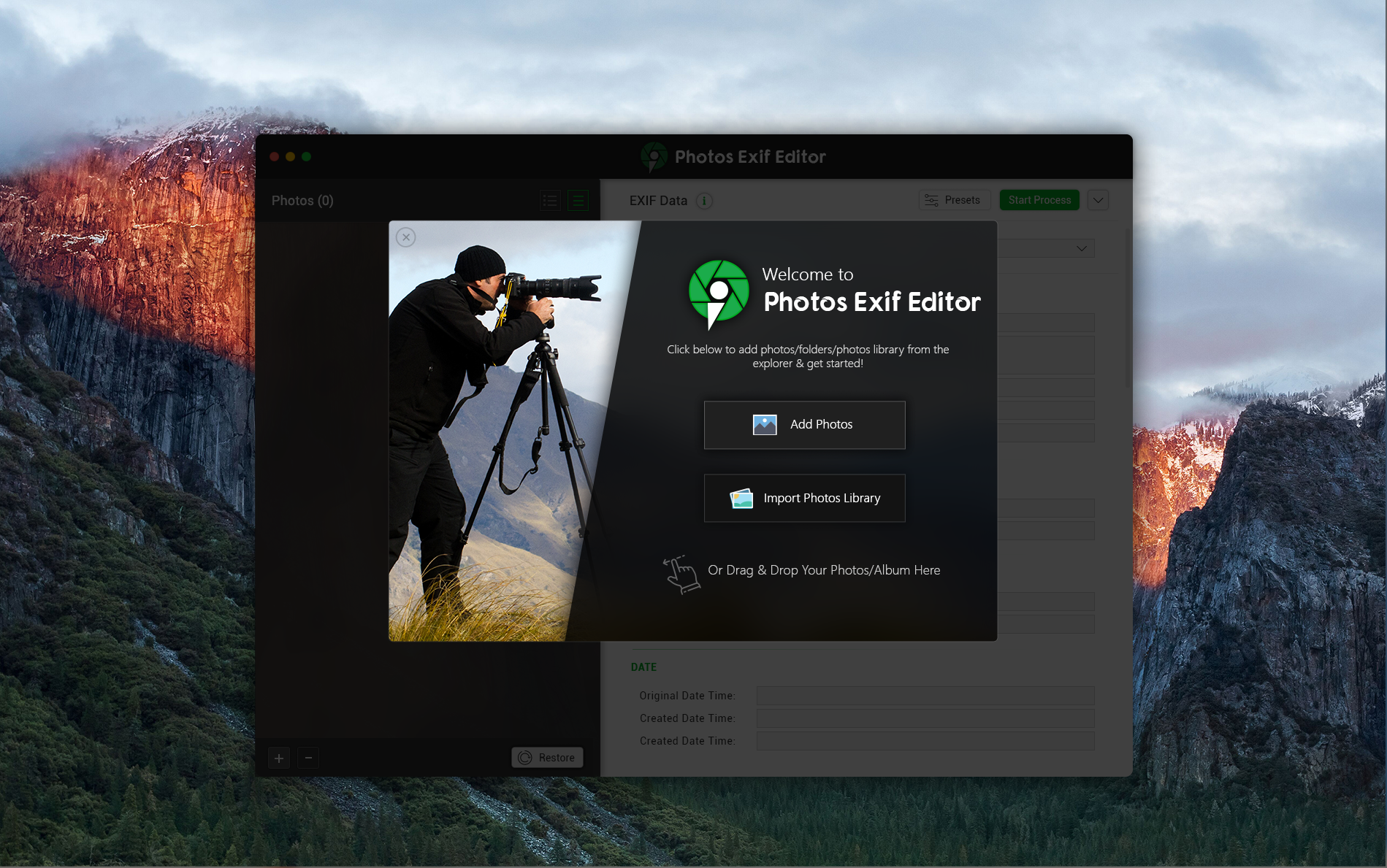 How to Edit EXIF Data of Photos on Mac - Systweak Software