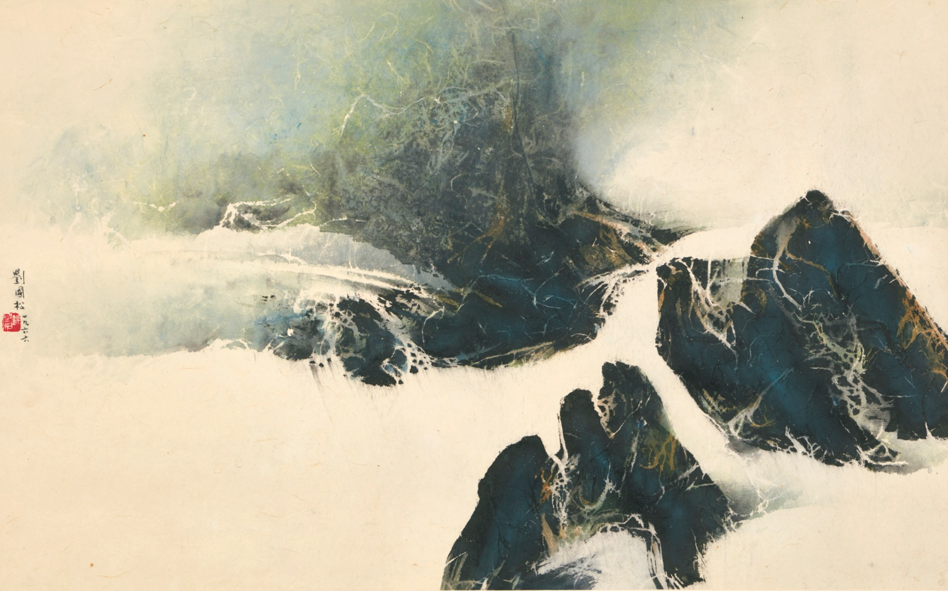 New Ink Art Movement: The Rising Popularity of Contemporary Ink Painting