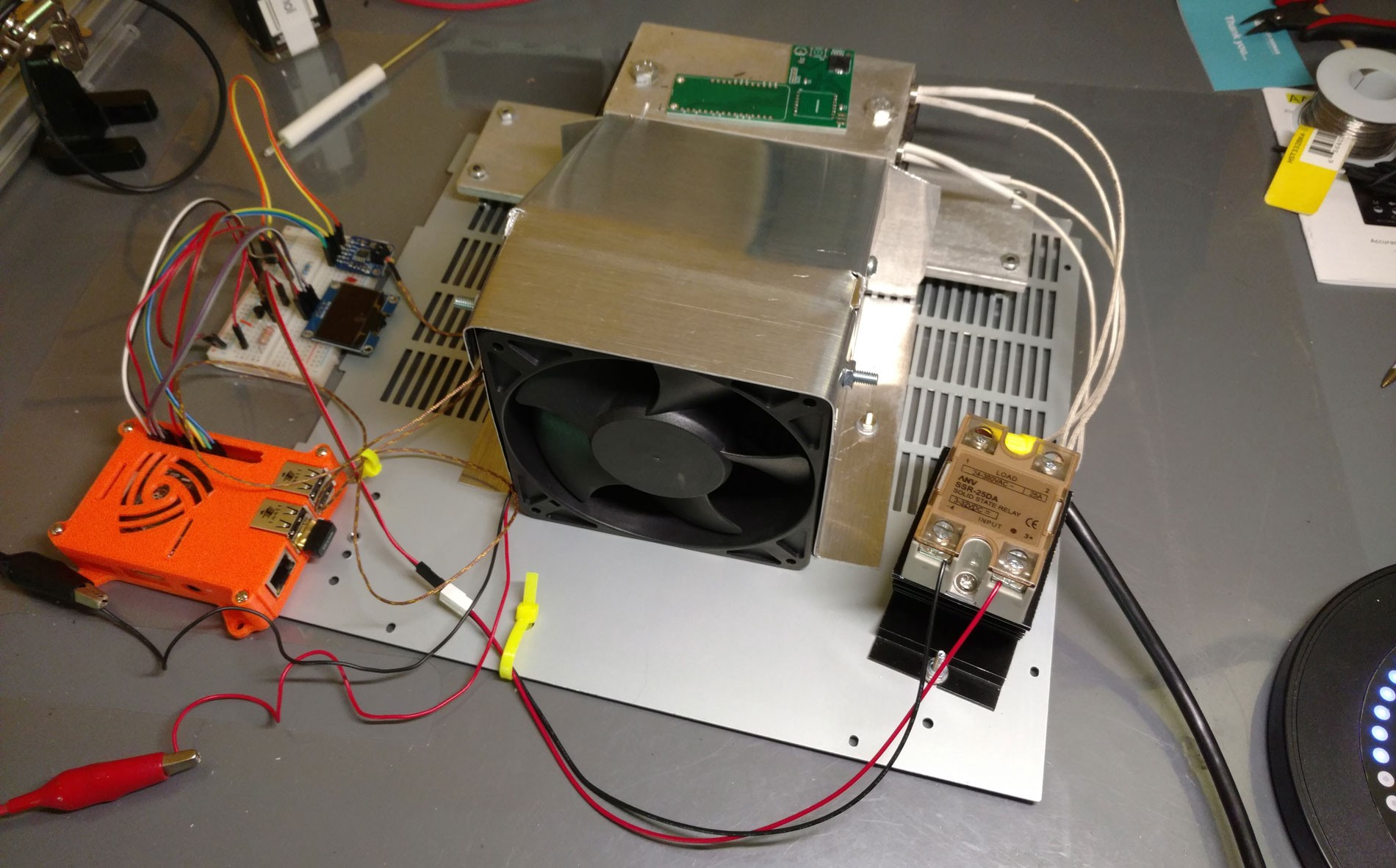 How to Build a Hot Plate Reflow Oven - Home Wireless - Medium
