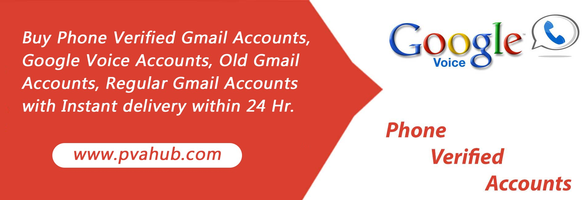 Gmail Phone Verified Accounts and its Features - pva