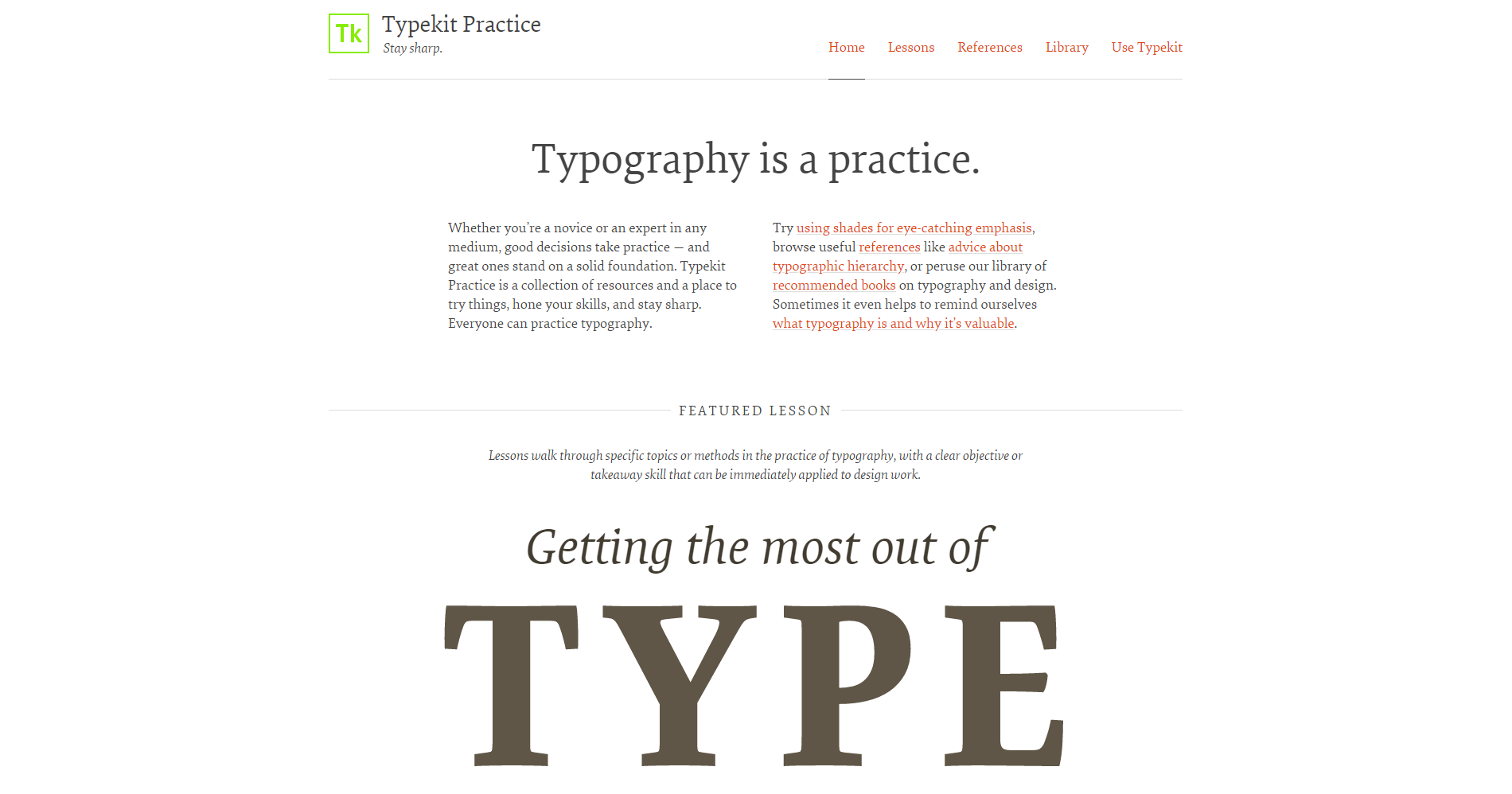 Best resources to learn typography - Order Group - Medium
