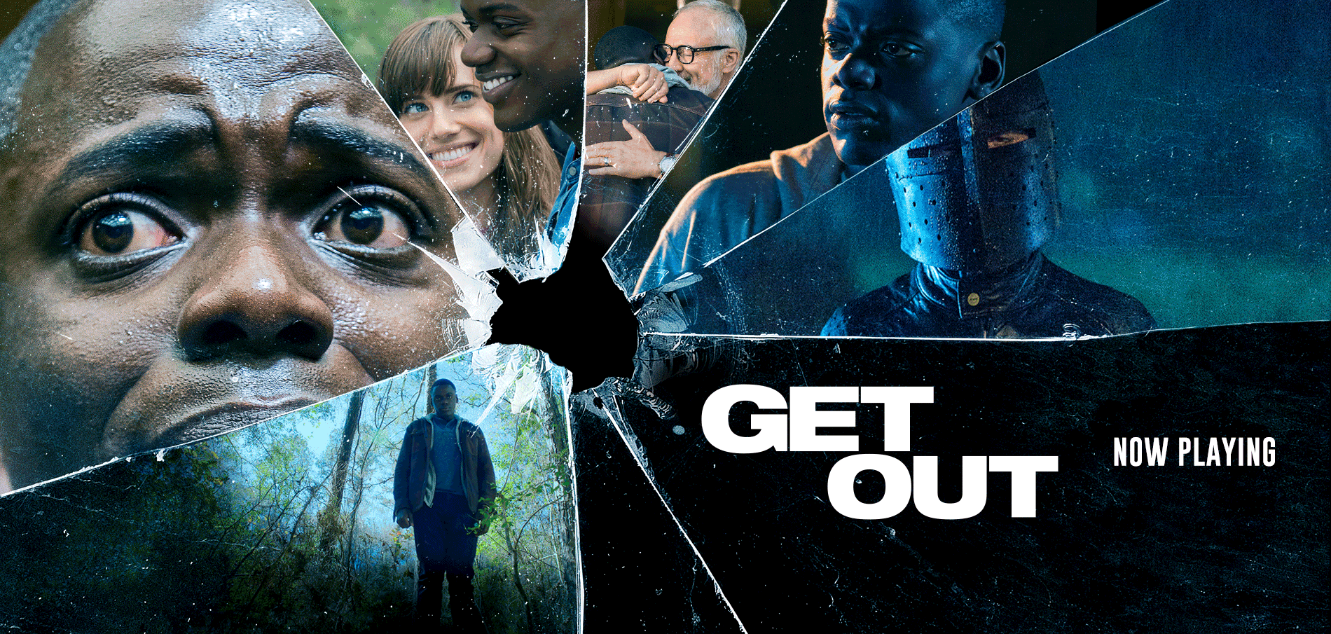 Get Out (2017) Movie Review. Making a 180-degree switch, Jordan ...