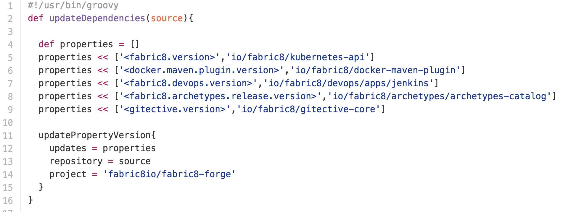 dog fooding fabric8 with Continuous Delivery - fabric8 io