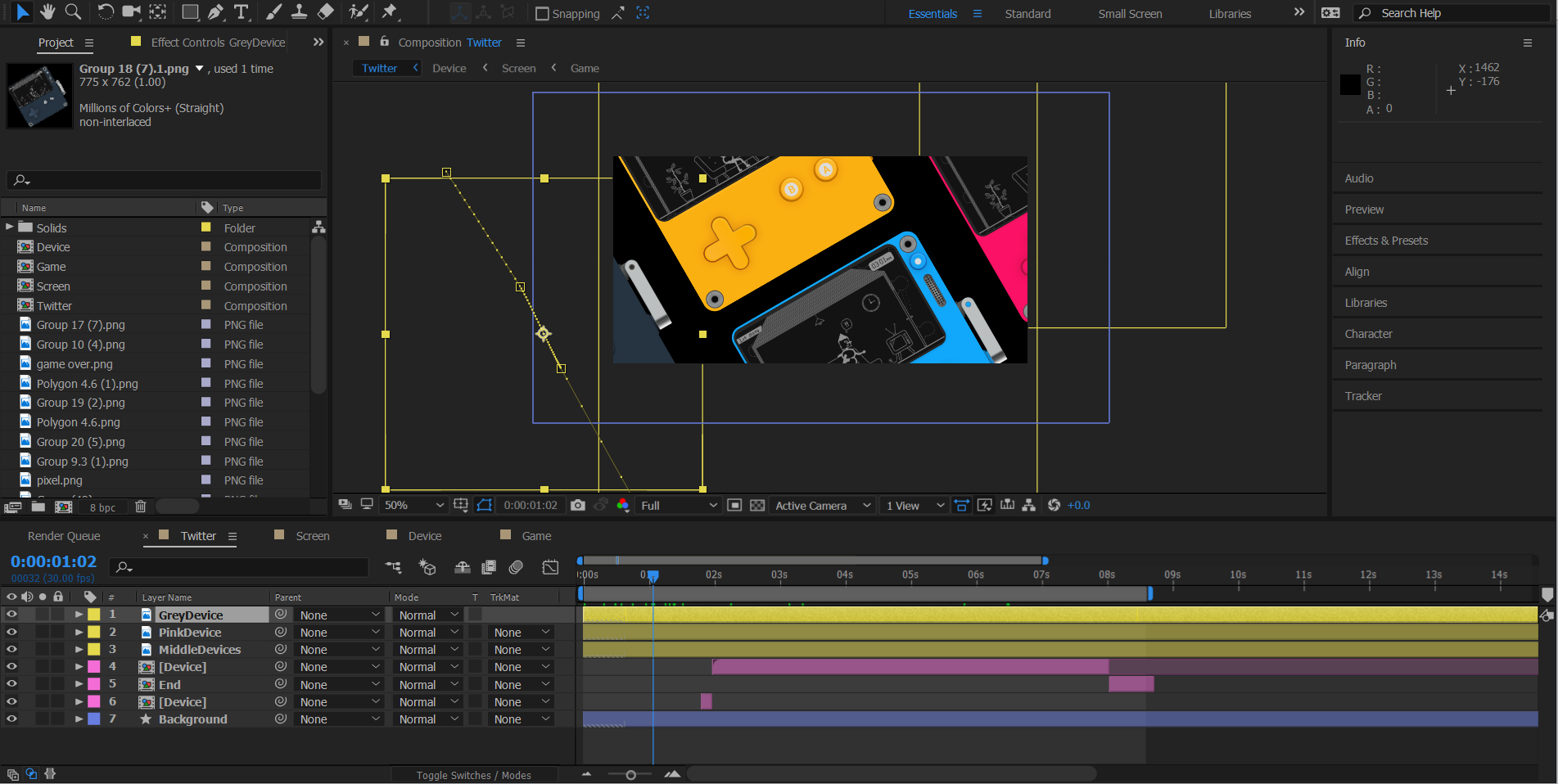 Building a Web-Based Motion Graphics Editor - Women Make