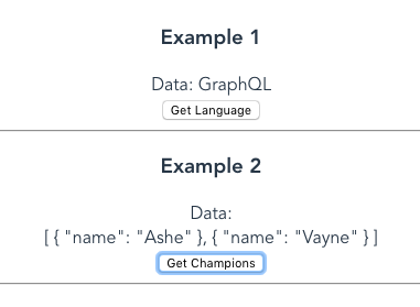 GraphQL basics and practical examples with Vue - Lachlan