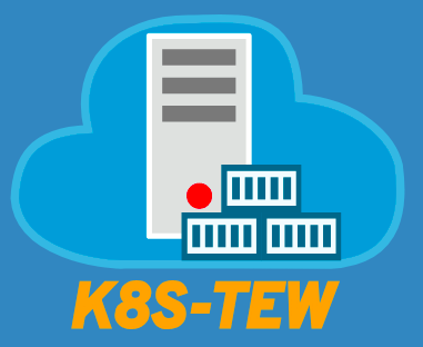 """Kubernetes on bare-metal """"batteries included"""" with k8s-tew"""