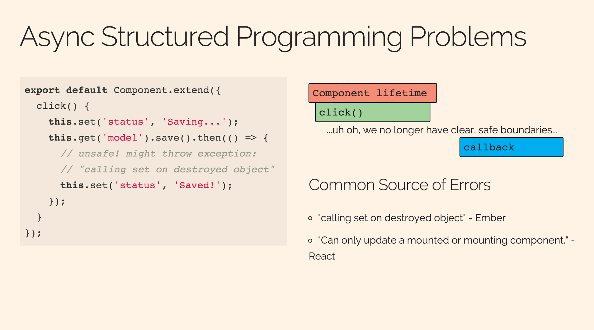 ember-concurrency: the solution to so many problems you