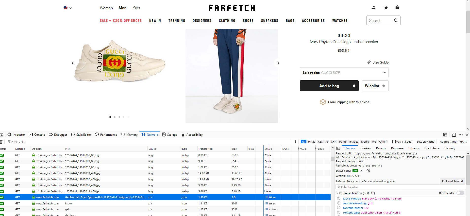 Scraping 180k Luxury Fashion Products with Python - The
