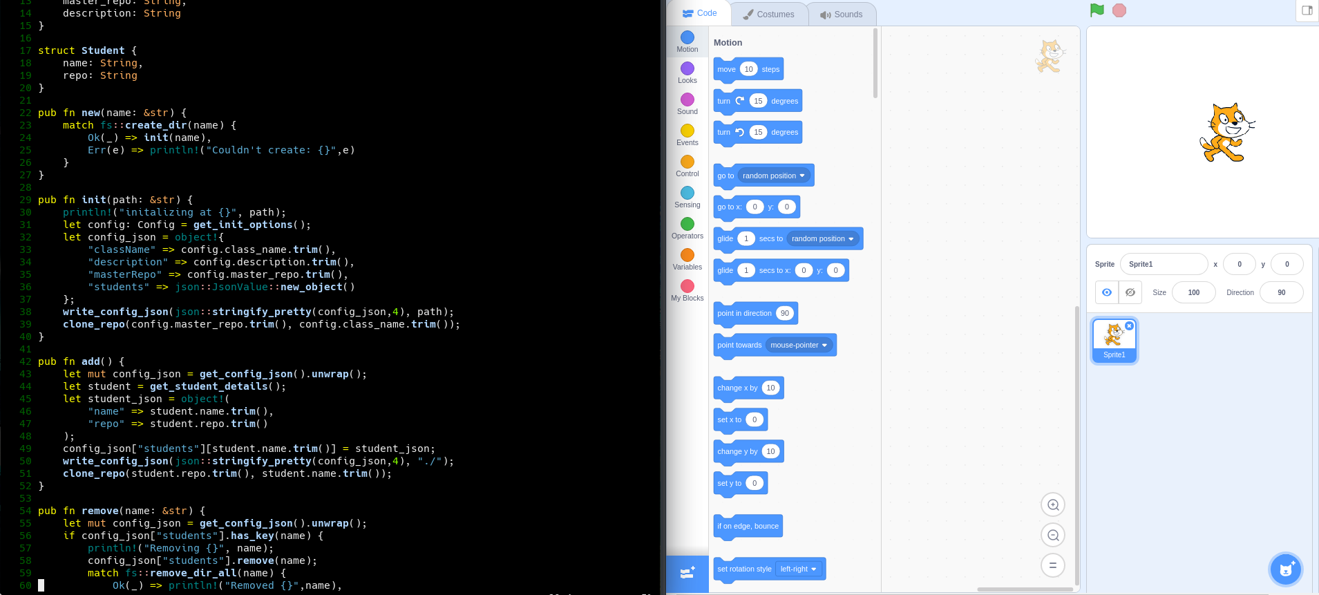 Bridging the Scratch Gap: From Blocks to Text Programming