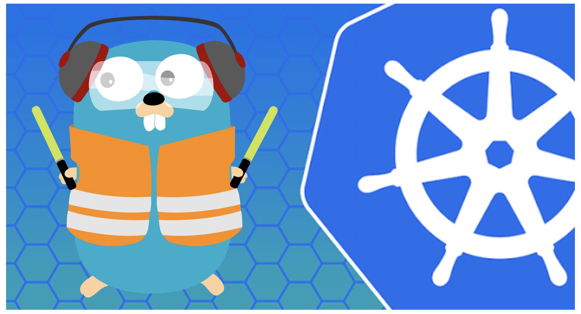 Traefik and Kubernetes Logo