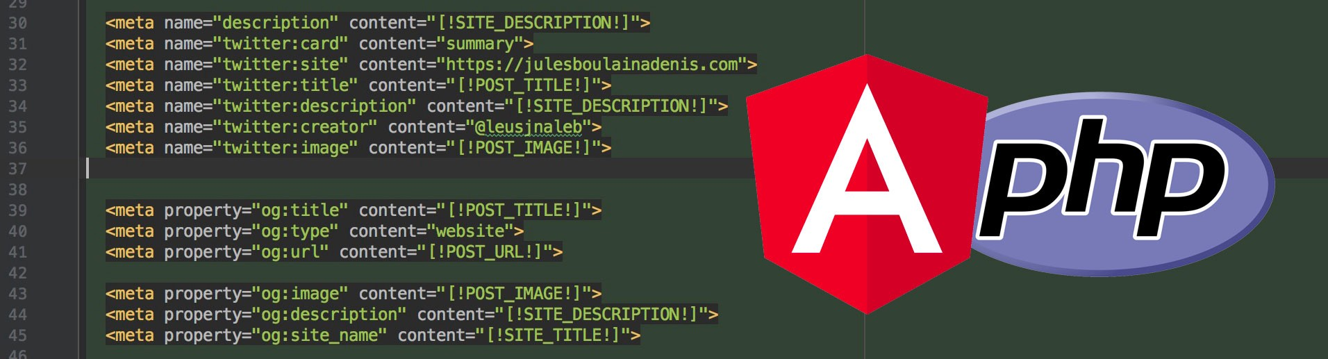 Angular 6: SEO Meta tags for Twitter/Facebook loaded through