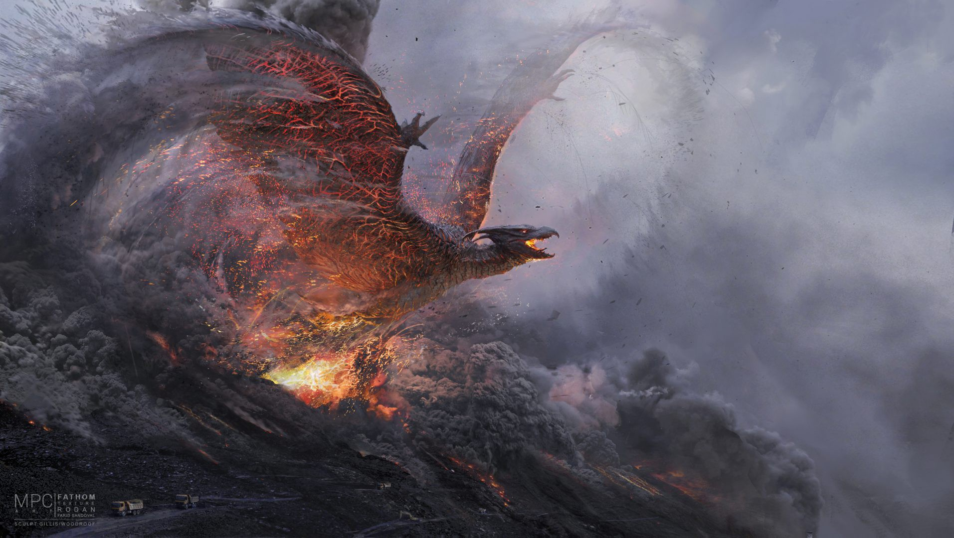 5 Insights Into Concept Art In Vfx By The Focus Medium