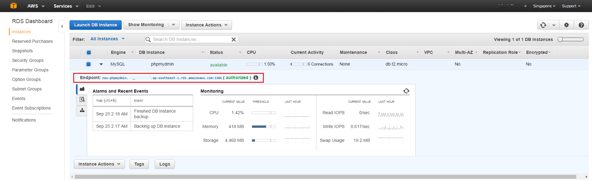 How to get started with Amazon Web Services: Part 3 : The