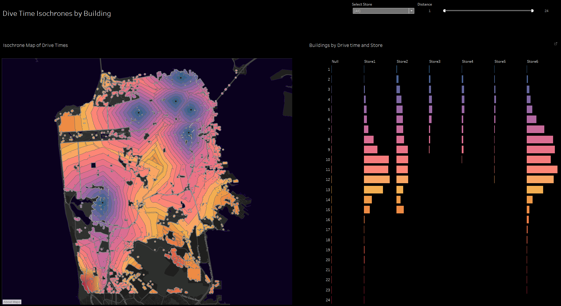 Leveraging Mapbox for location-intelligent analytics in Tableau