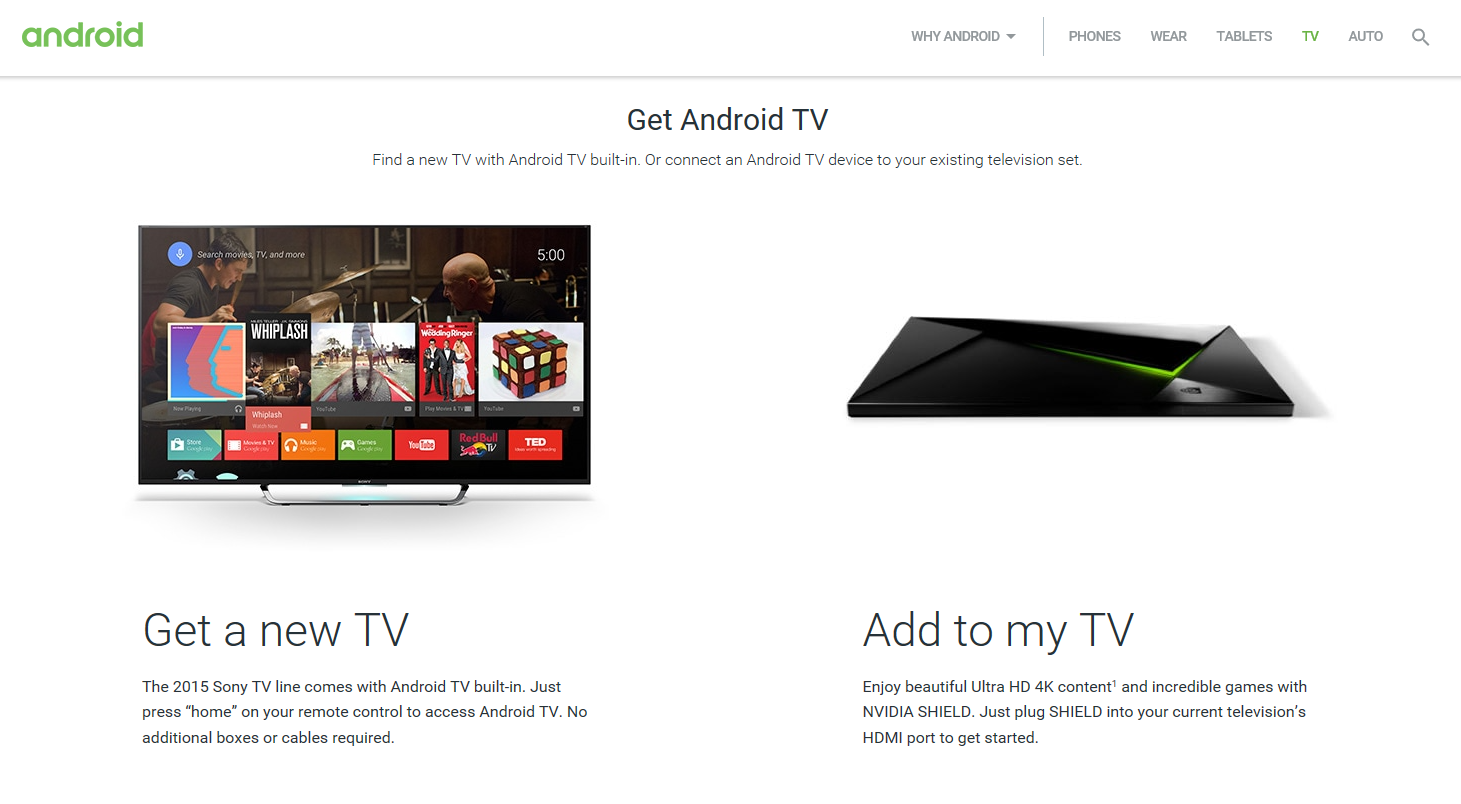 Is Android TV DOA? - </dev> diaries