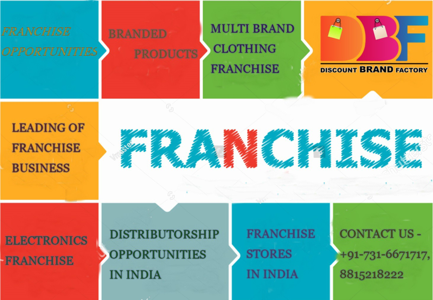 India's Best Franchise Stores & Franchise Business in India