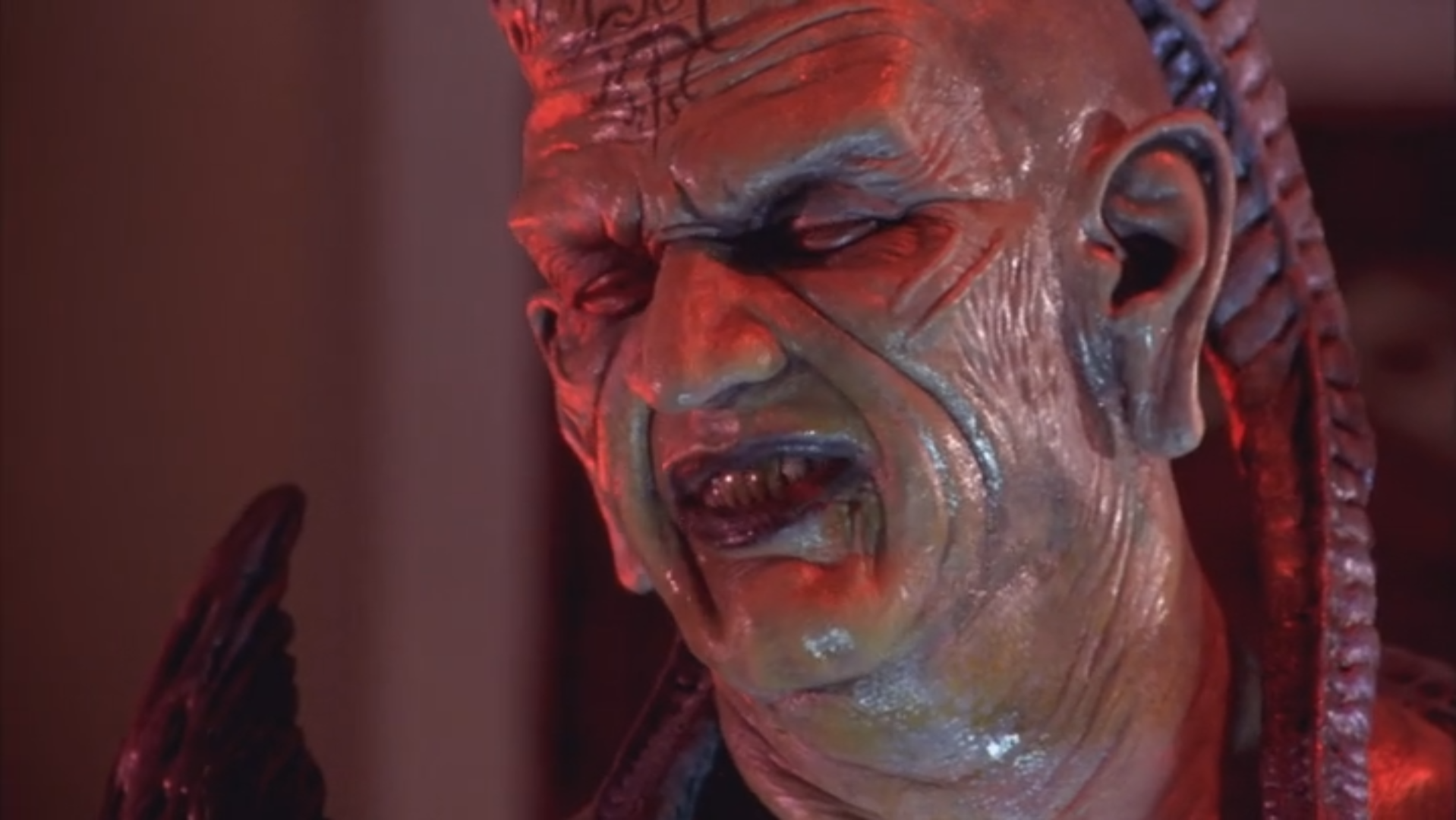 Wishmaster 3: Beyond the Gates of Hell is beyond comprehension.