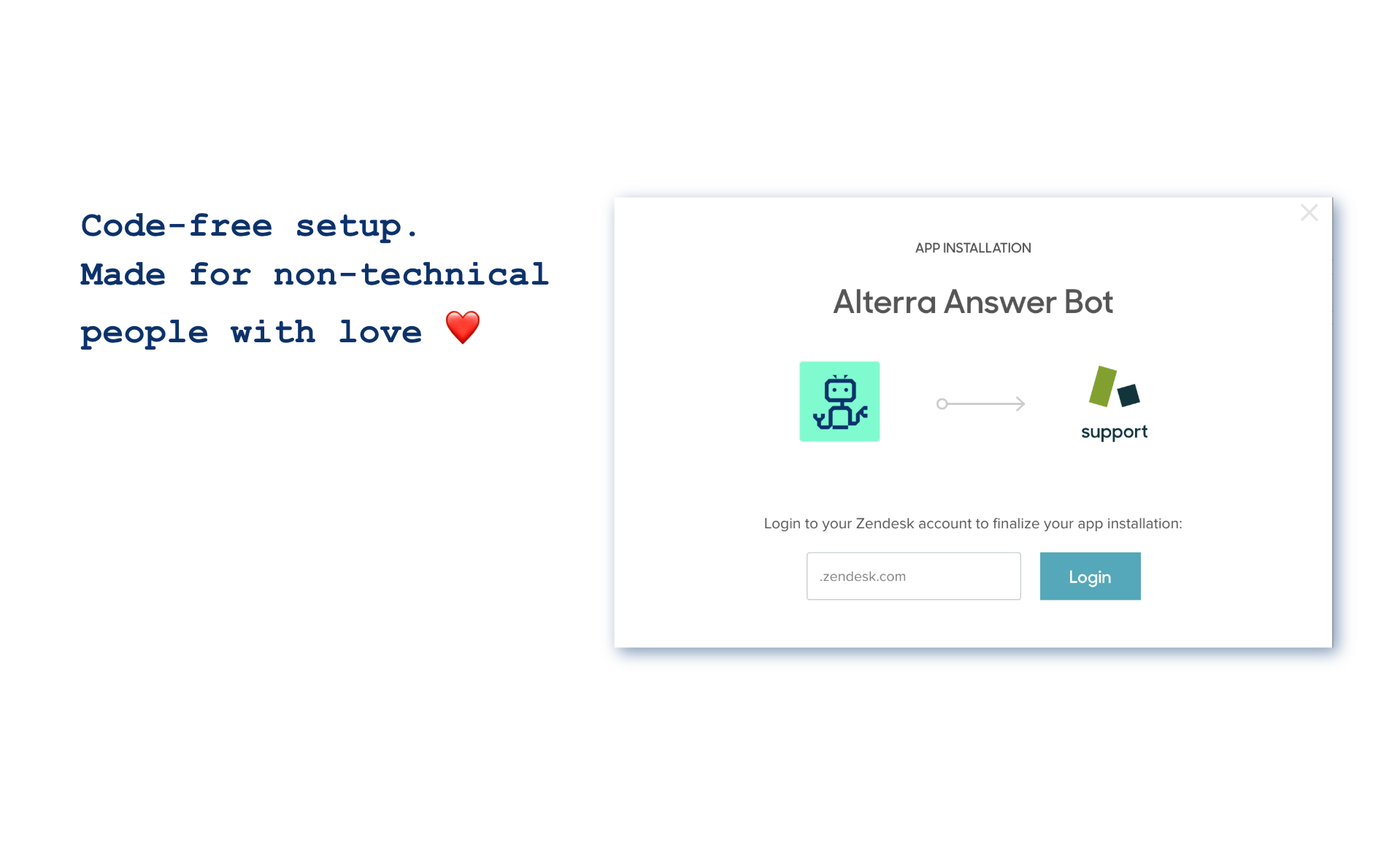 Introducing Alterra Answer Bot for Zendesk - Chat about chat