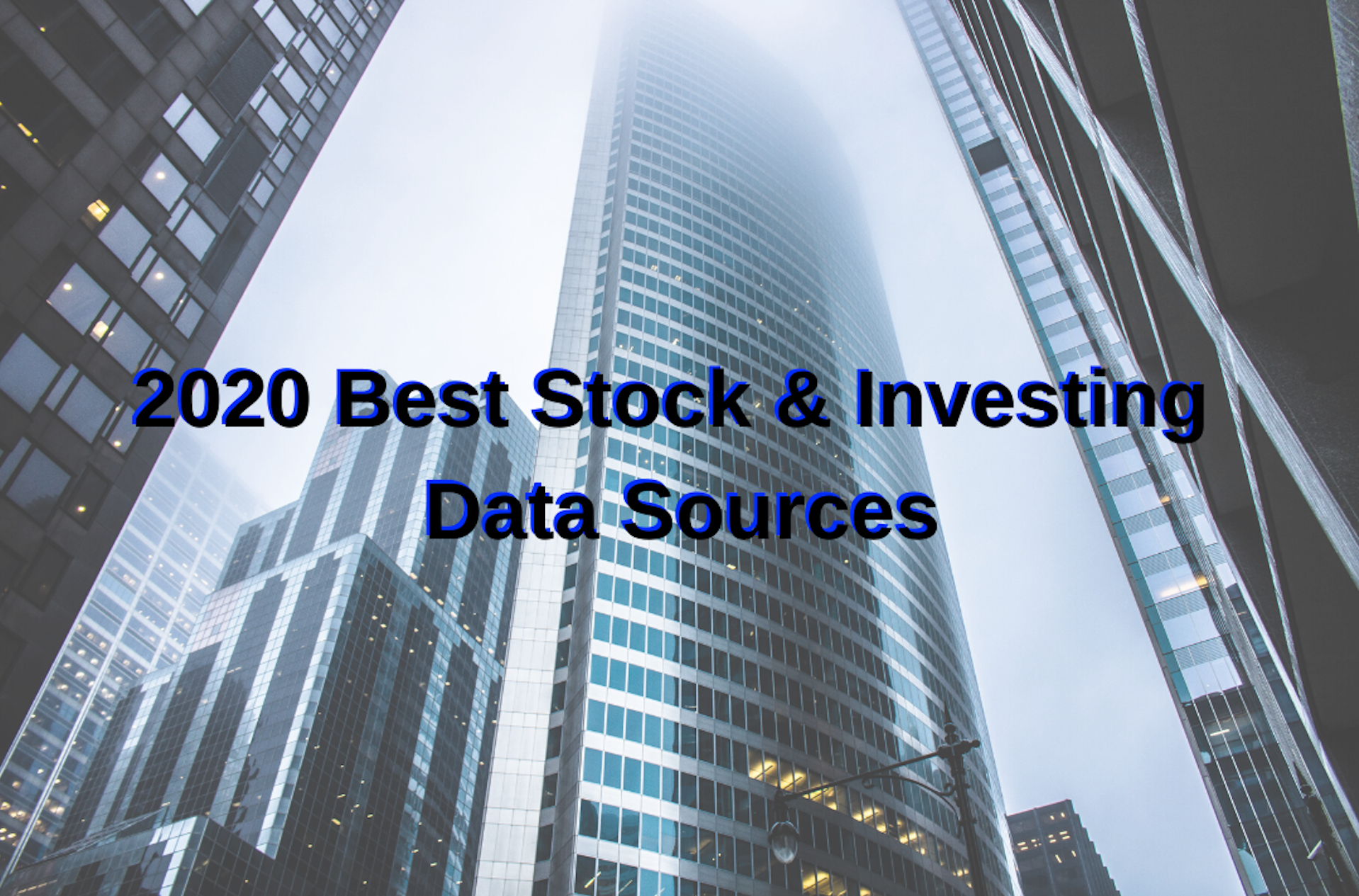 Stock Apis Best 6 Free And Paid For