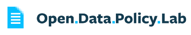 Open Data Policy Lab