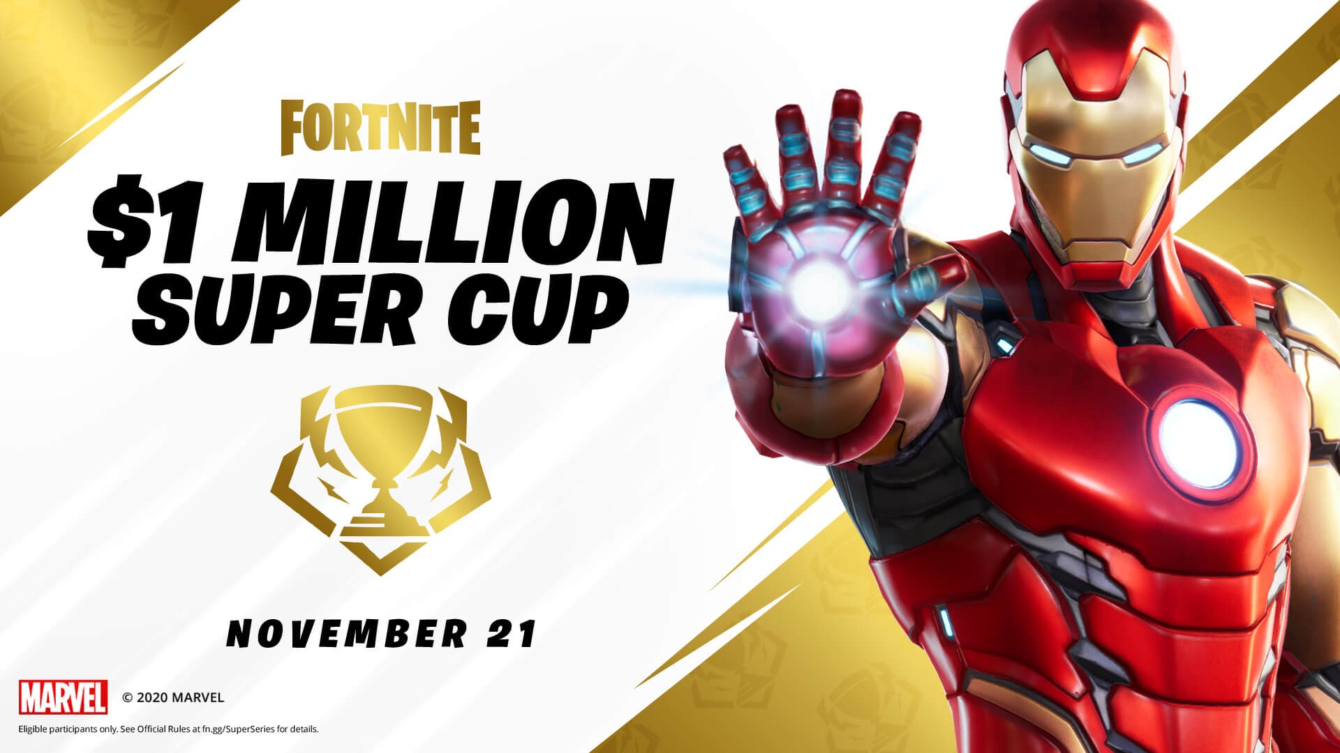 Fortnite Super Cup starts soon.