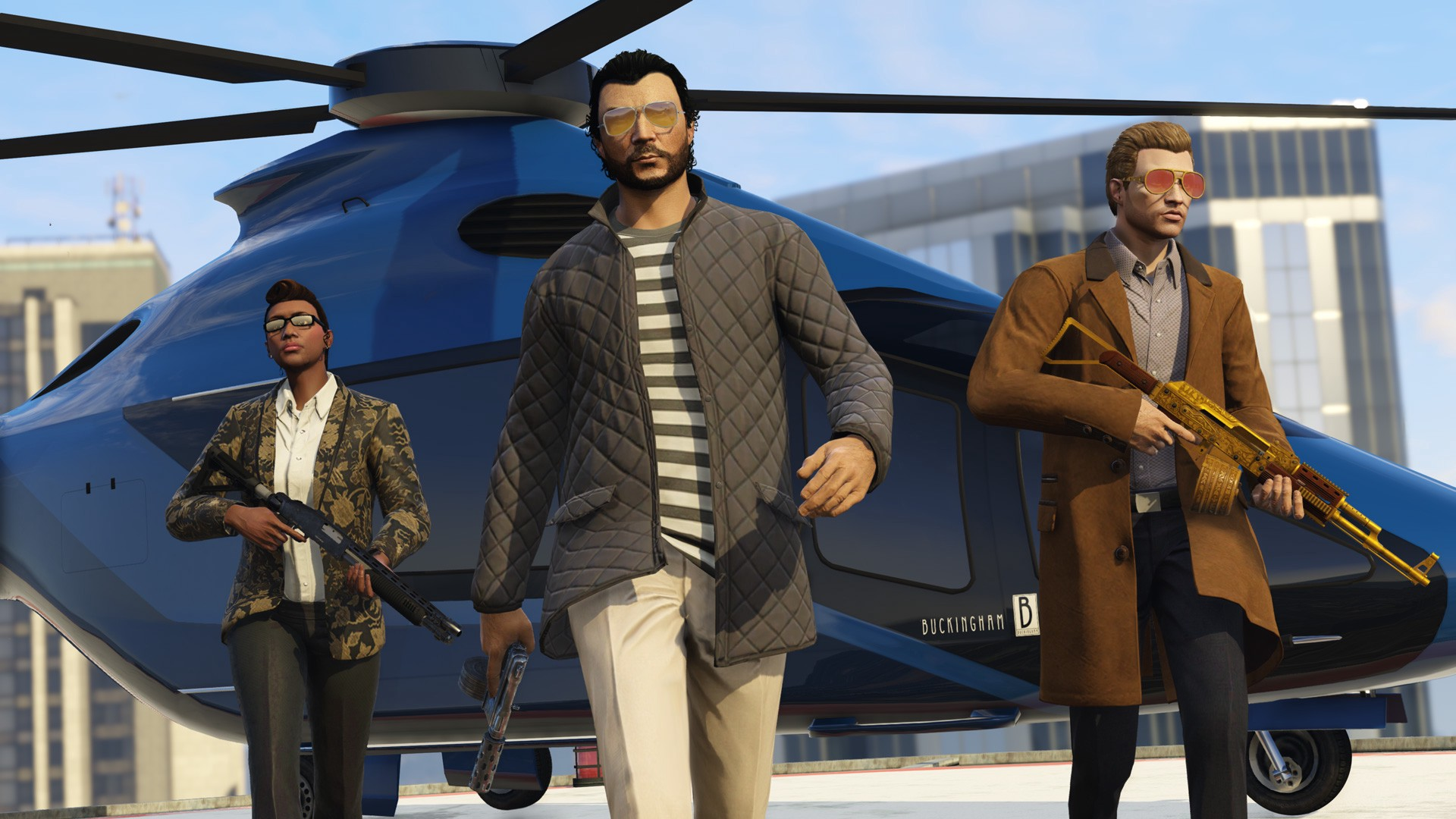Videogaming: Newbies Guide to Grand Theft Auto Online