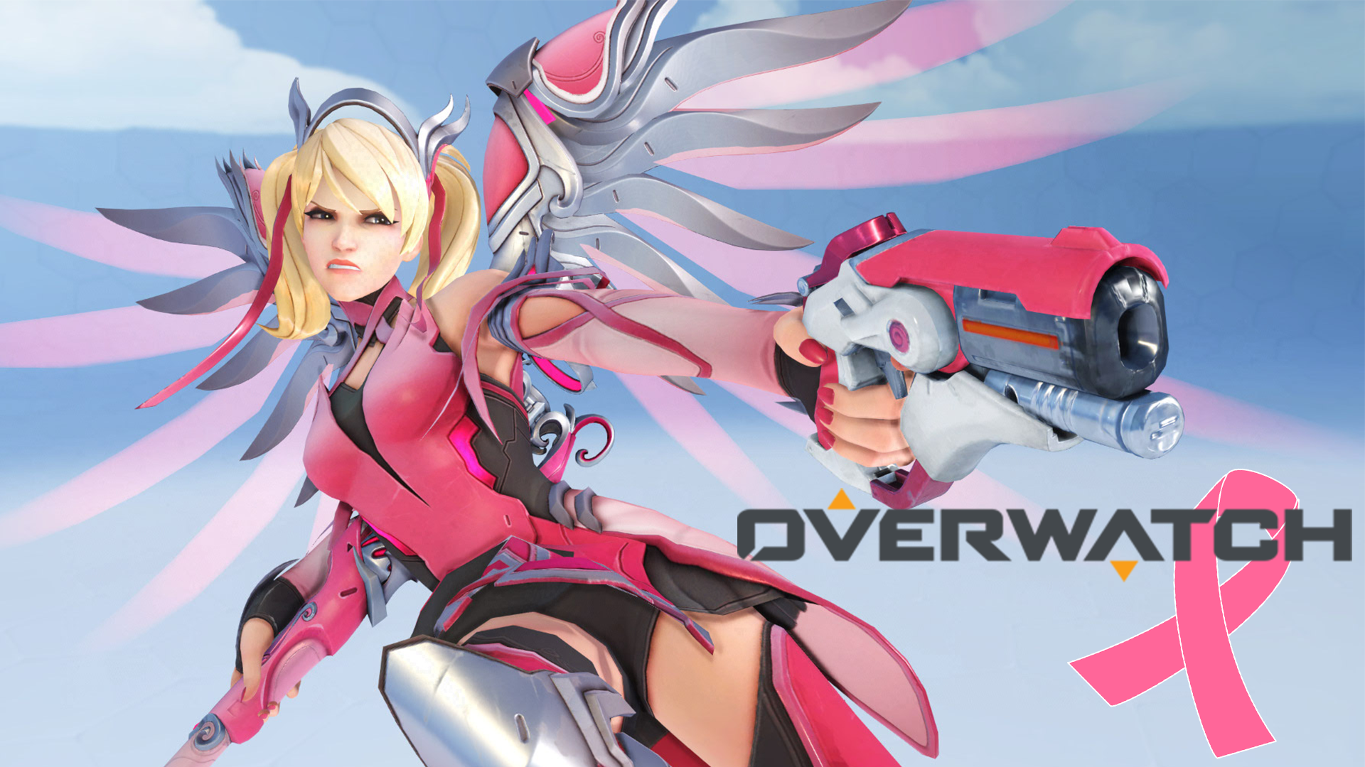Image result for overwatch breast cancer