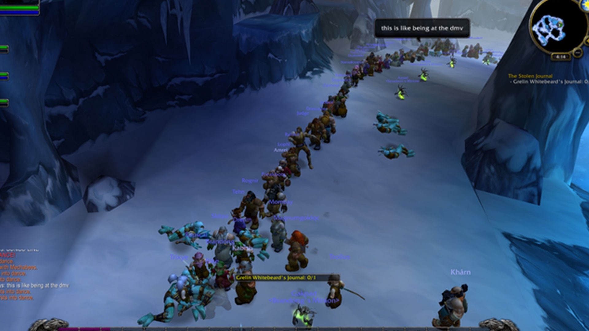 Queue Up And Play WoW Classic From Work On Your Phone Or Laptop
