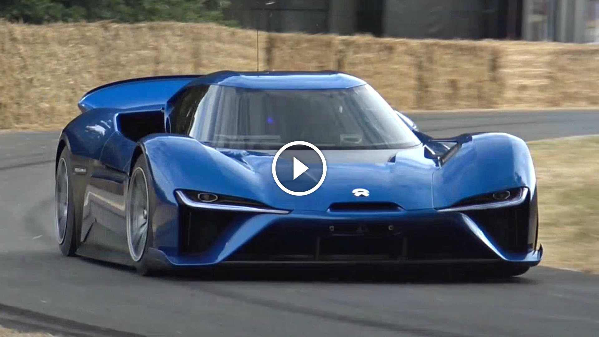 Watch The World S Fastest Electric Road Car Driven Flat Out At Goodwood Fos Test By Drivetribe Medium