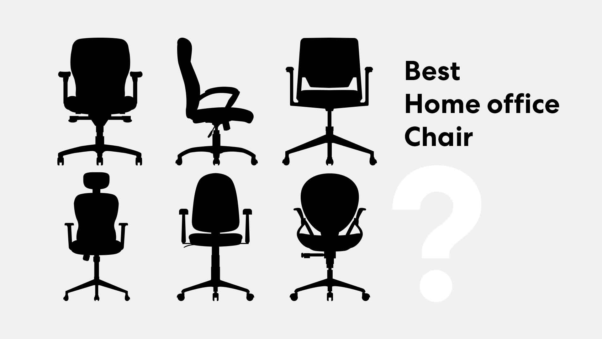 Transform Your Workspace How To Choose The Best Home Office Chair By Autonomous Medium