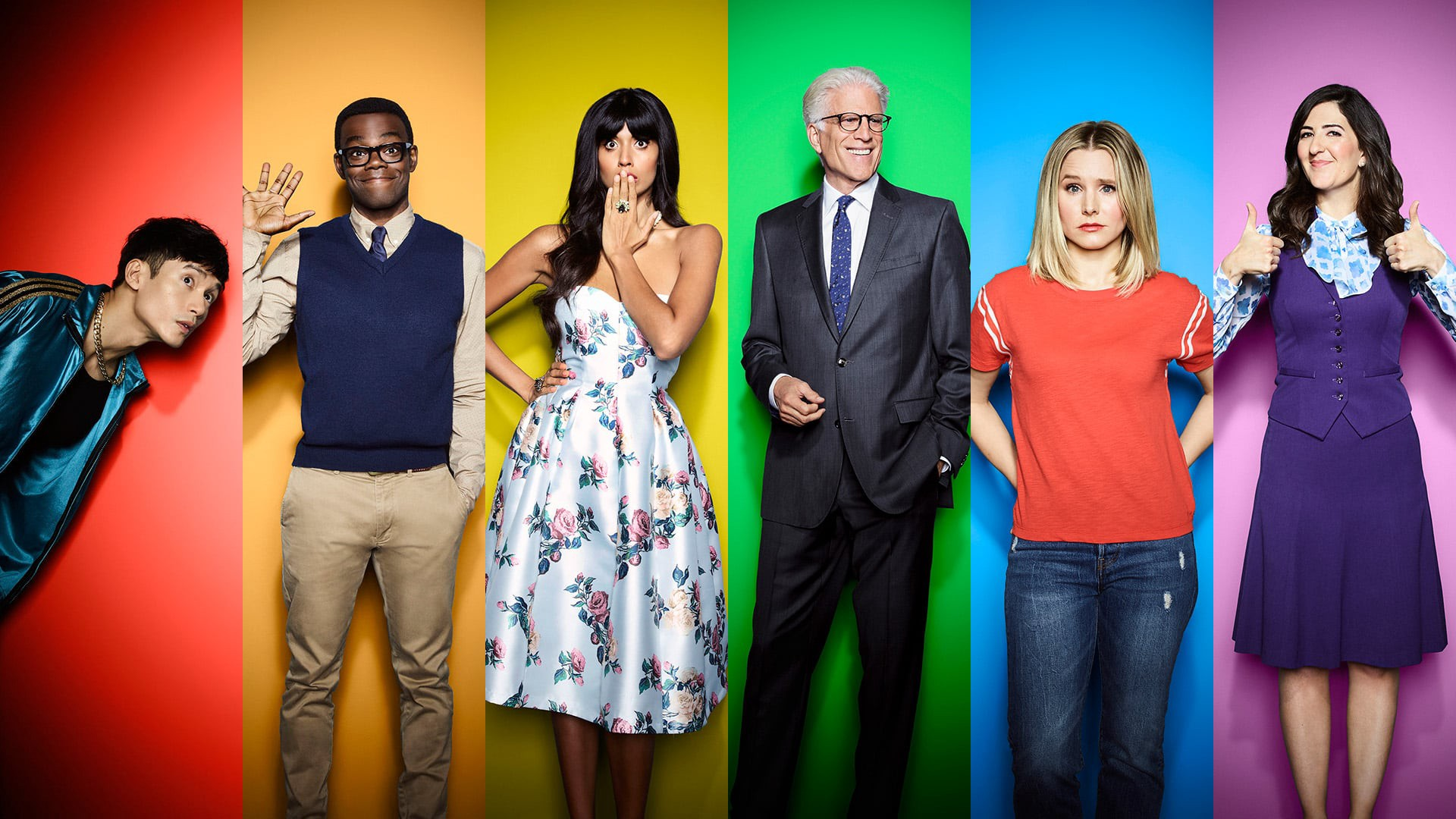 Did THE GOOD PLACE fork itself? - Dans Media Digest