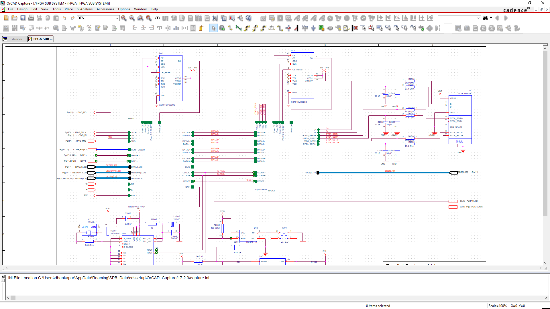 Using Functional Design Blocks to Organize Your EDA Workflows on flowchart maker, circuit hardware maker, pencil maker,