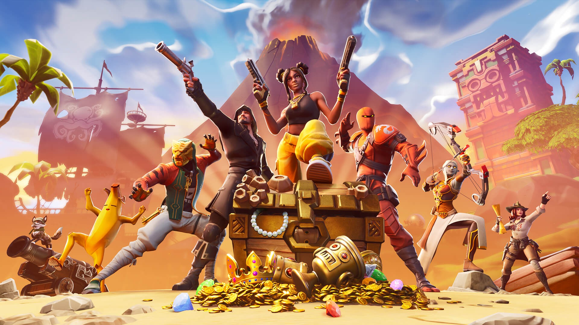 Most sort out gaming wallpapers: Fortnite gaming wallpapers