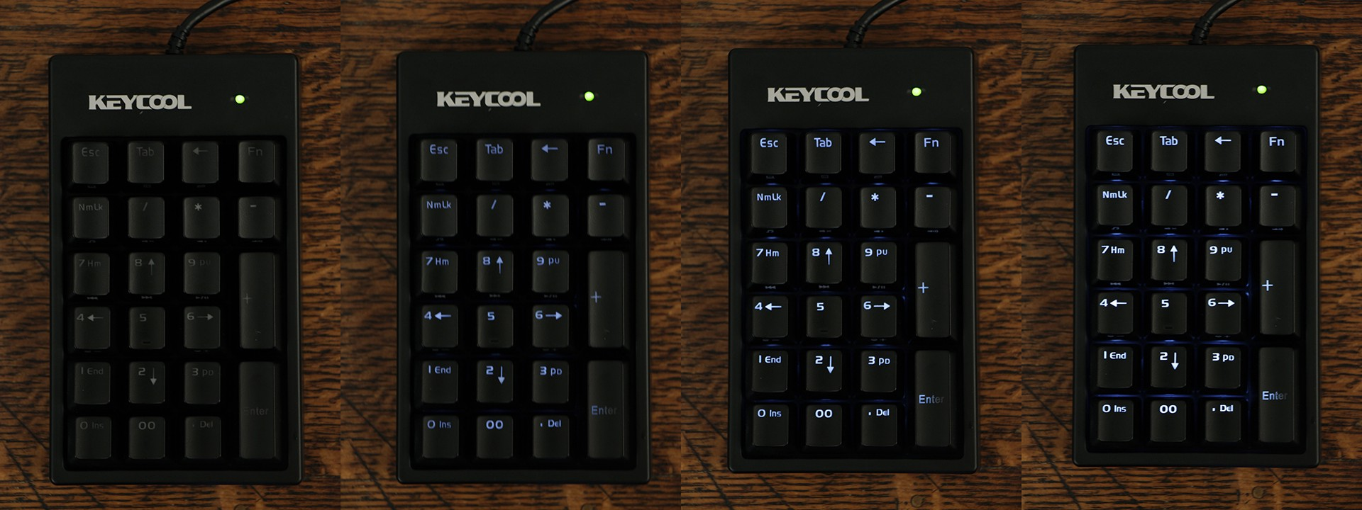 Keycool 22 Key Numeric Keypad Review Mechanical Keyboards