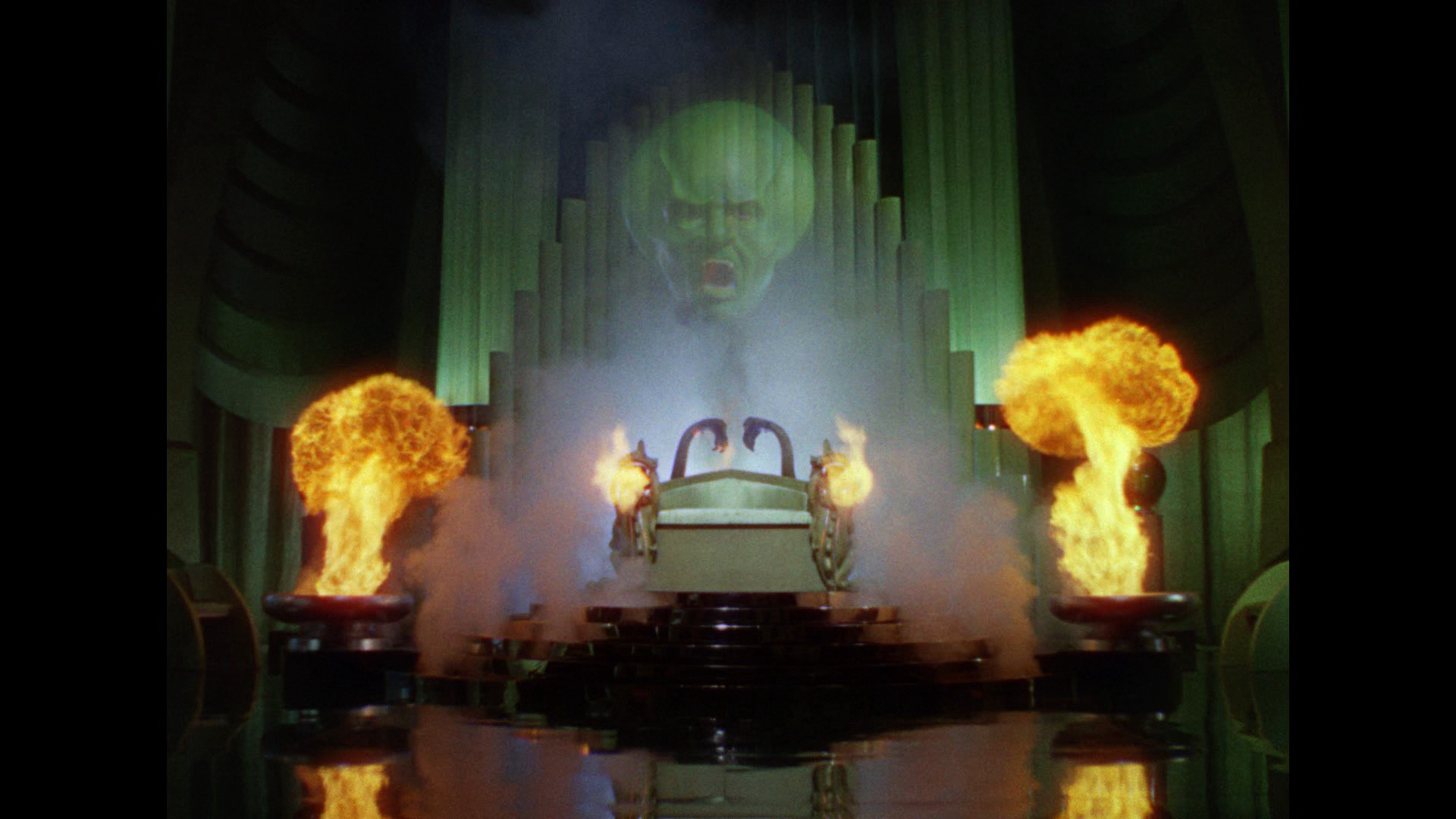 Image result for oz behind the curtain