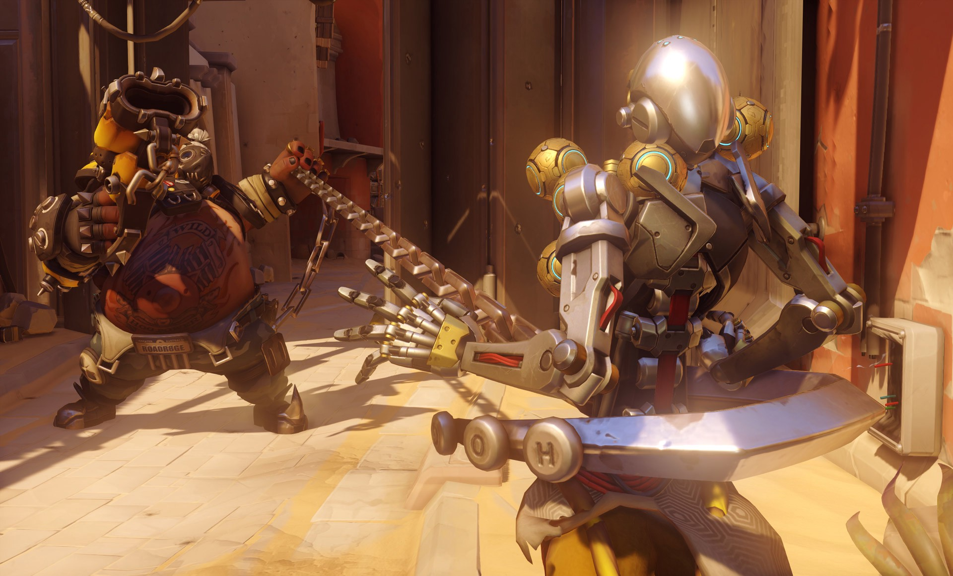 Overwatch Characters for People Bad at Video Games: Part I
