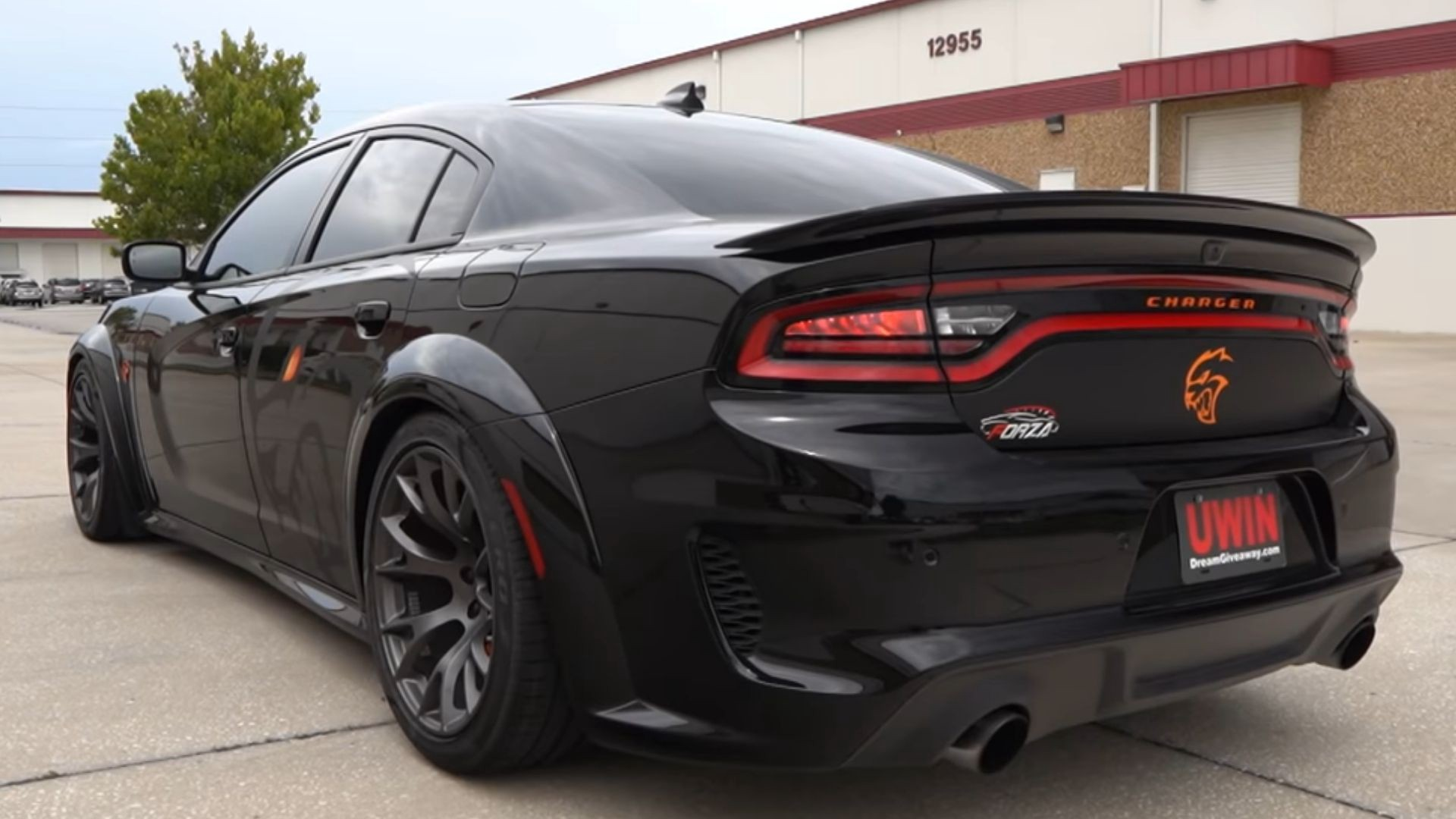 2020 Dodge Charger Hellcat Widebody Eats Demons For Breakfast By Sam Maven Motorious Medium