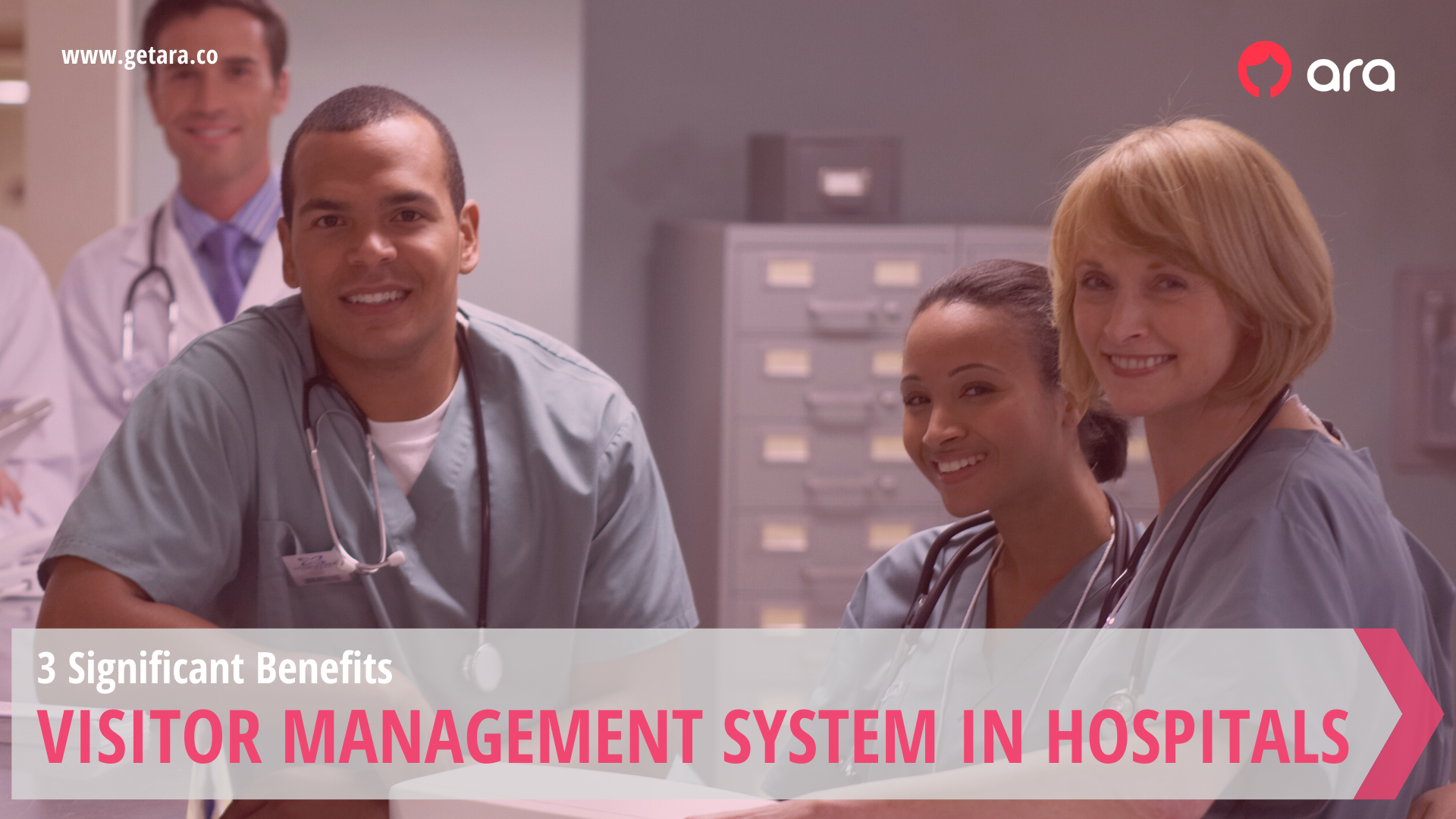 VMS in Hospitals—3 significant benefits